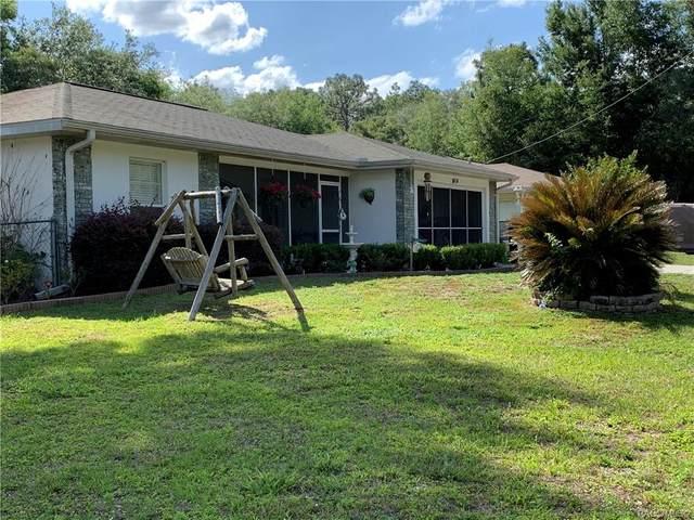 8414 Creek Way N, Citrus Springs, FL 34434 (MLS #802393) :: Plantation Realty Inc.