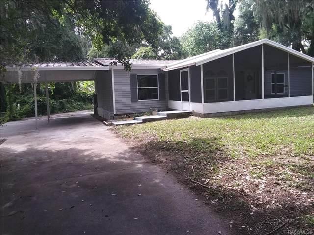 1607 County Road 434 B, Lake Panasoffkee, FL 33538 (MLS #802439) :: Pristine Properties