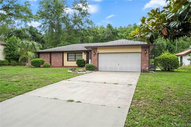 23 Wild Olive Court, Homosassa, FL 34446 (MLS #802442) :: Plantation Realty Inc.