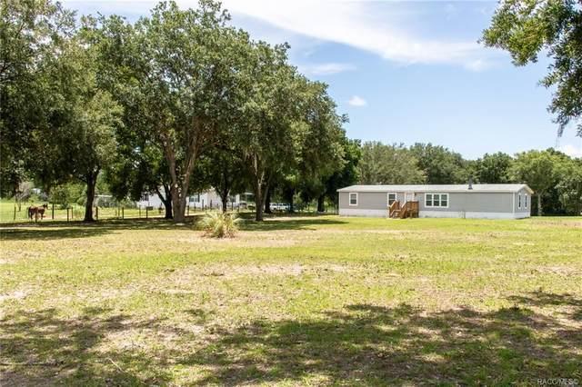 8322 E Derby Oaks Drive, Floral City, FL 34436 (MLS #802445) :: Plantation Realty Inc.