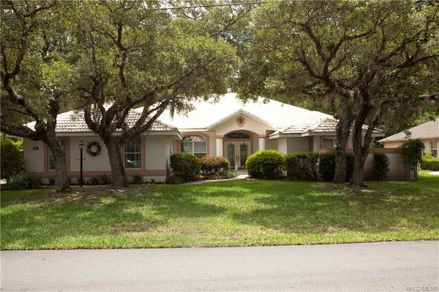 19 Linder Drive, Homosassa, FL 34446 (MLS #802447) :: Plantation Realty Inc.