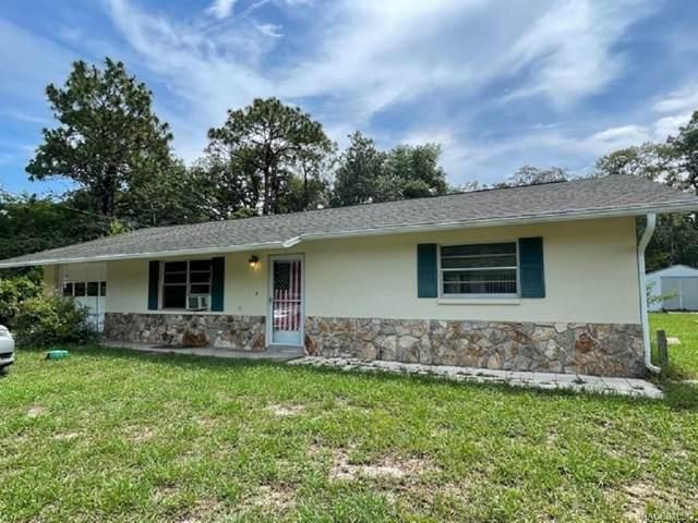 1221 N Haggerty Point, Crystal River, FL 34429 (MLS #802451) :: Plantation Realty Inc.