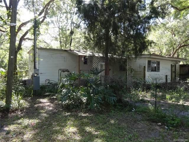 205 Vicki Street, Inglis, FL 34449 (MLS #802453) :: Plantation Realty Inc.