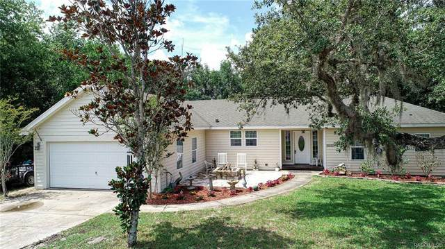 5665 W Paul Bryant Drive, Crystal River, FL 34429 (MLS #802470) :: Plantation Realty Inc.