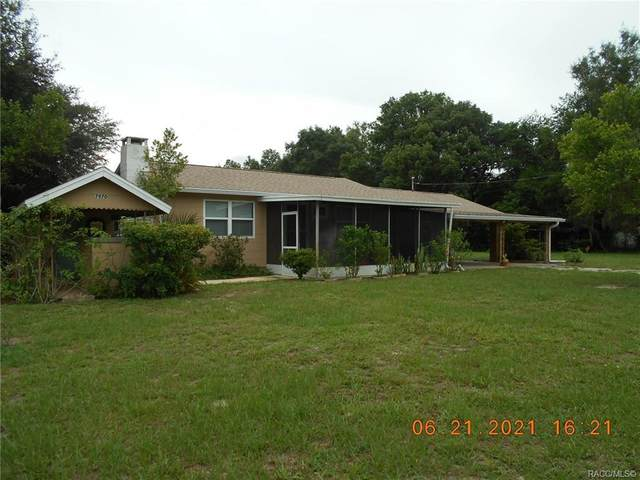 7970 W Riverbend Road, Crystal River, FL 34428 (MLS #802592) :: Plantation Realty Inc.