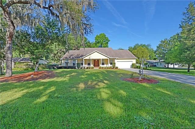 9420 E Southgate Drive, Inverness, FL 34450 (MLS #802606) :: Plantation Realty Inc.