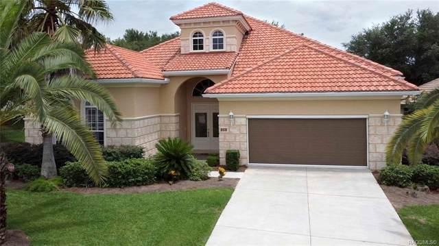 982 W Sun Valley Court, Hernando, FL 34442 (MLS #802627) :: Plantation Realty Inc.