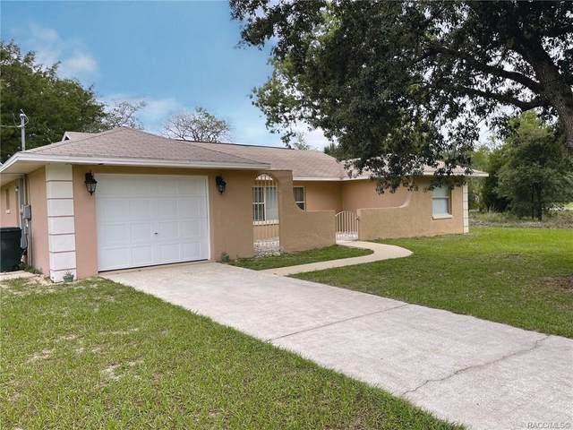 5150 S Isabel Terrace, Homosassa, FL 34446 (MLS #802741) :: Plantation Realty Inc.
