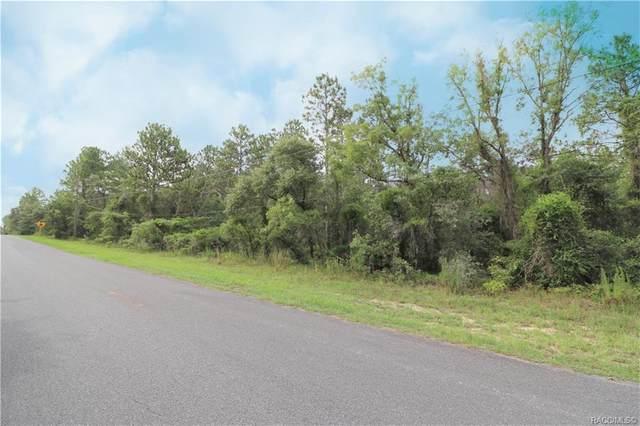 6020 W Glory Hill Street, Beverly Hills, FL 34465 (MLS #802771) :: Plantation Realty Inc.