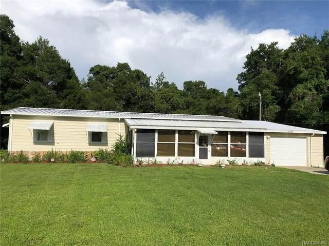 1565 S Dell Point, Homosassa, FL 34448 (MLS #802827) :: Plantation Realty Inc.
