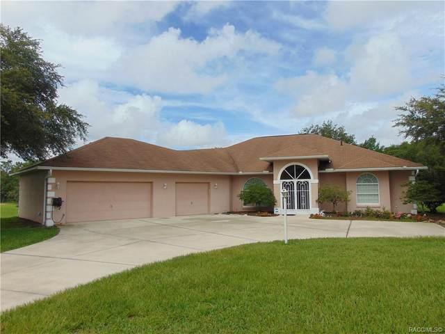 1196 N Man O War Drive, Hernando, FL 34442 (MLS #802959) :: Plantation Realty Inc.
