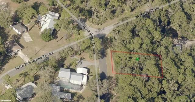8635 N Ocoee Terrace, Crystal River, FL 34428 (MLS #803159) :: Plantation Realty Inc.
