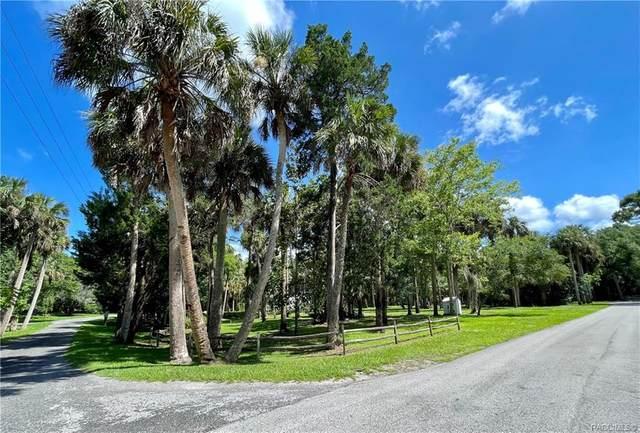 Lots 7, 8, 9 S Inglis Avenue, Inglis, FL 34449 (MLS #803166) :: Pristine Properties