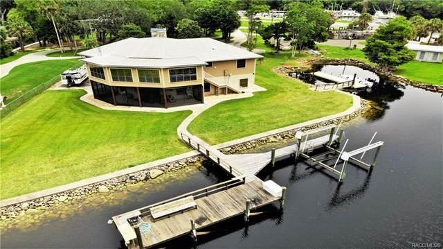 5 Oak Drive, Yankeetown, FL 34498 (MLS #803284) :: Pristine Properties