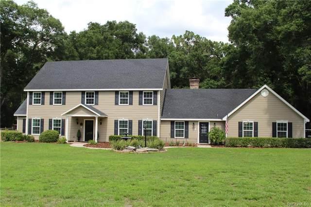 9884 Domingo Drive, Brooksville, FL 34601 (MLS #803319) :: Plantation Realty Inc.