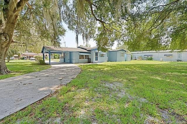 716 S Eden Gardens Avenue, Inverness, FL 34450 (MLS #803456) :: Plantation Realty Inc.