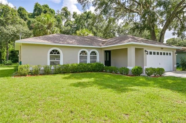9379 W Marquette Lane, Crystal River, FL 34428 (MLS #803501) :: Plantation Realty Inc.