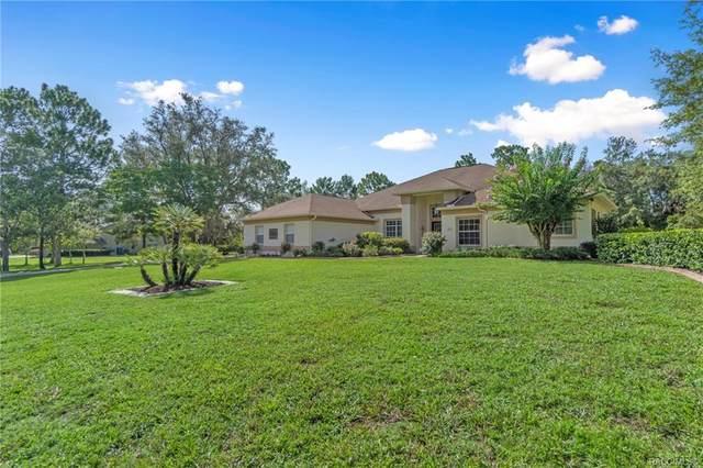 33 Greenpark Boulevard, Homosassa, FL 34446 (MLS #803566) :: Plantation Realty Inc.