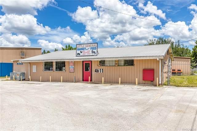 4611 W Cardinal Street, Homosassa, FL 34446 (MLS #803585) :: Plantation Realty Inc.