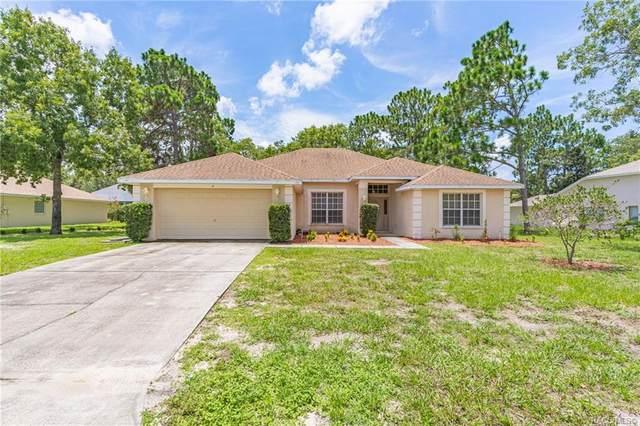 8 Matricaria Court, Homosassa, FL 34446 (MLS #803586) :: Plantation Realty Inc.