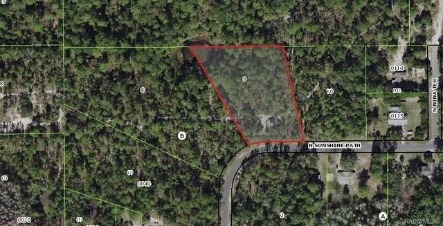 2364 N Sunshine Path, Crystal River, FL 34428 (MLS #803651) :: Pristine Properties