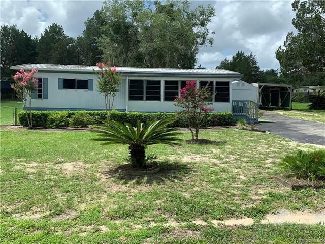 5310 W Cougar Lane, Dunnellon, FL 34433 (MLS #803664) :: Plantation Realty Inc.