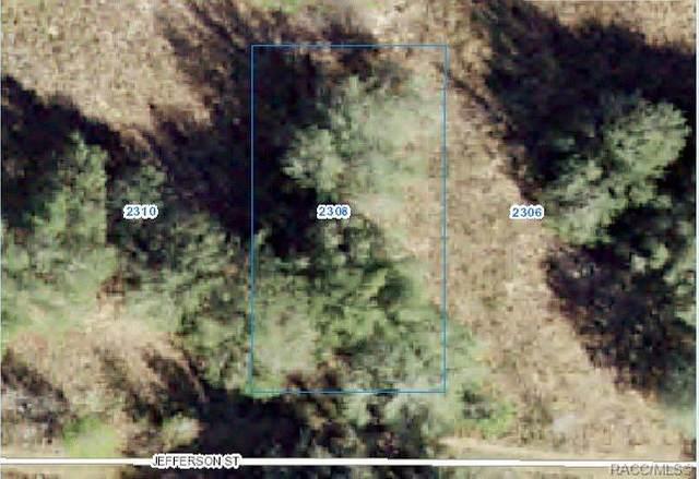 2308 Jefferson Street, Inverness, FL 34453 (MLS #803688) :: Plantation Realty Inc.