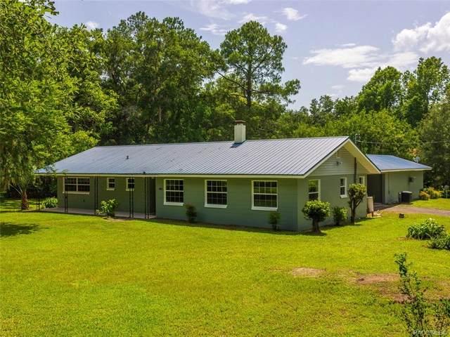 141 Oak Avenue, Bronson, FL 32621 (MLS #803730) :: Pristine Properties