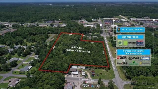 8298 W Grover Cleveland Boulevard, Homosassa, FL 34446 (MLS #803747) :: Plantation Realty Inc.