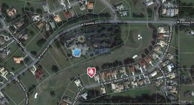 191 W Mickey Mantle Path, Hernando, FL 34442 (MLS #803775) :: Plantation Realty Inc.
