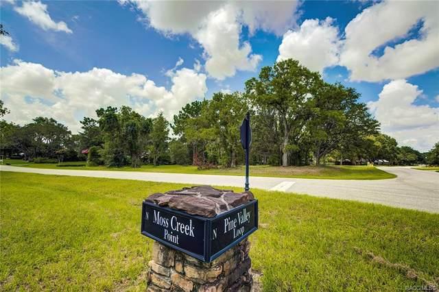 3679 N Moss Creek Point, Lecanto, FL 34461 (MLS #803811) :: Plantation Realty Inc.