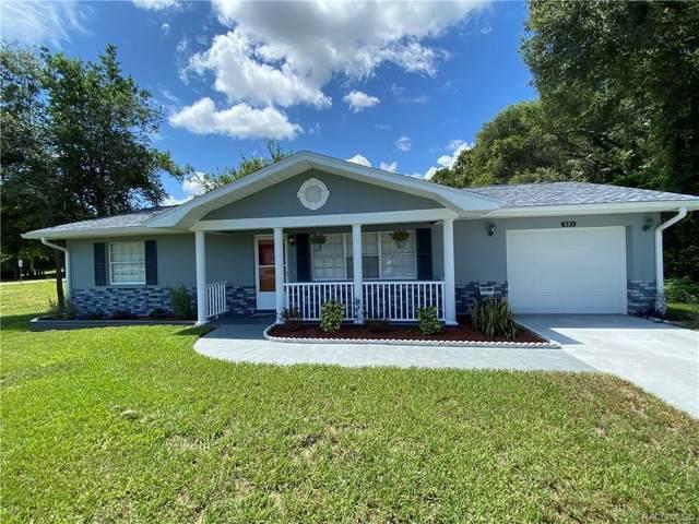 321 E Inverness Boulevard, Inverness, FL 34452 (MLS #803873) :: Plantation Realty Inc.