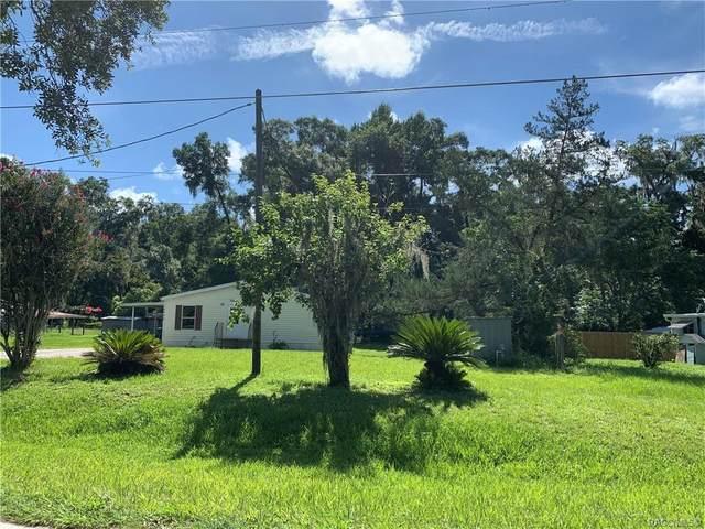 16390 Lingle Road, Brooksville, FL 34601 (MLS #803903) :: Plantation Realty Inc.