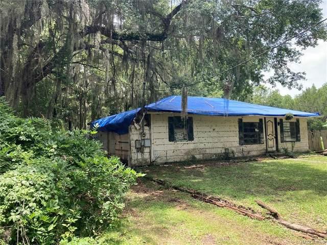 160 NE 10th Street, Crystal River, FL 34428 (MLS #803951) :: Plantation Realty Inc.