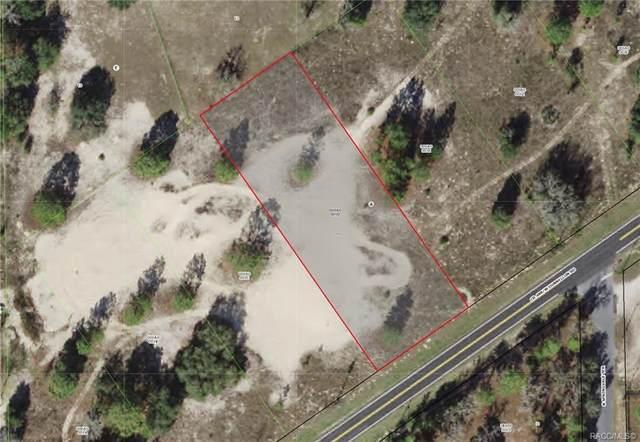 5911 W Dunnellon Road, Dunnellon, FL 34433 (MLS #803995) :: Pristine Properties