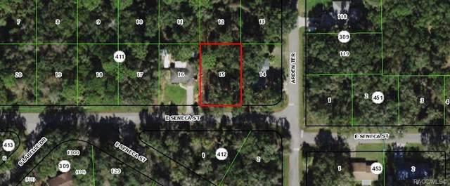 6475 E Seneca Street, Inverness, FL 34452 (MLS #803996) :: Plantation Realty Inc.