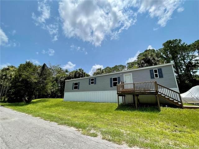 26 62nd Street, Yankeetown, FL 34498 (MLS #804001) :: Pristine Properties