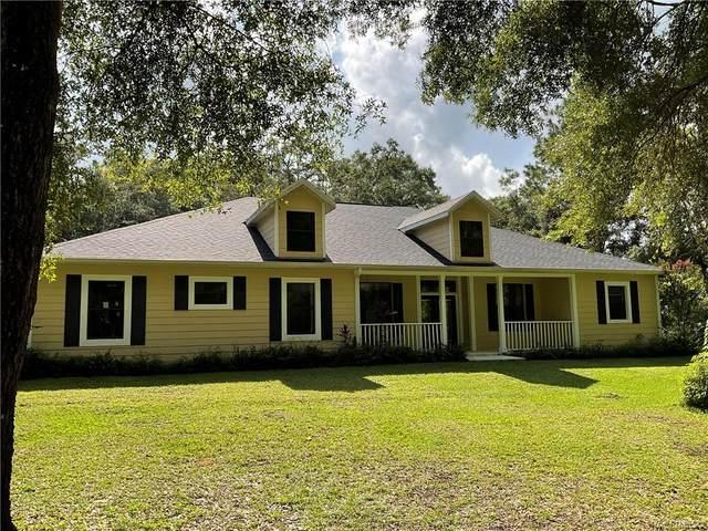 5723 S Carol Terrace, Inverness, FL 34452 (MLS #804031) :: Plantation Realty Inc.
