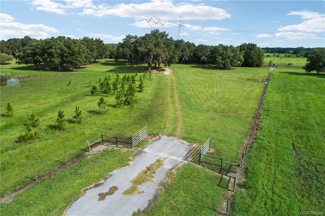 6750 N San Juan Terrace, Crystal River, FL 34428 (MLS #804036) :: Plantation Realty Inc.