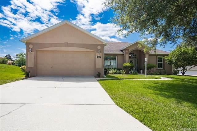 4633 N Crestline Drive, Beverly Hills, FL 34465 (MLS #804054) :: Plantation Realty Inc.