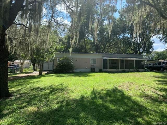 1260 N Paul Drive, Inverness, FL 34453 (MLS #804085) :: Plantation Realty Inc.