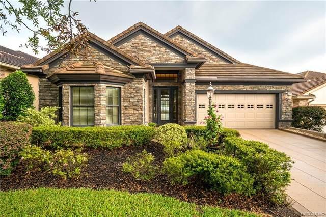 1412 W Crossview Way, Hernando, FL 34442 (MLS #804115) :: Plantation Realty Inc.
