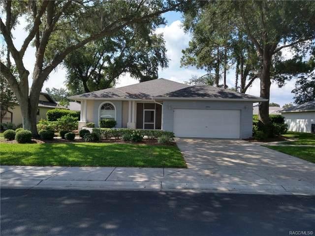 3954 E Arbor Lakes Drive, Hernando, FL 34442 (MLS #804141) :: Plantation Realty Inc.
