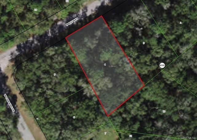 9015 N Bee Way, Citrus Springs, FL 34434 (MLS #804143) :: Plantation Realty Inc.