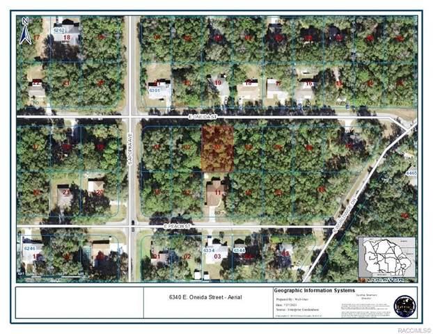 6340 E Oneida Street, Inverness, FL 34452 (MLS #804147) :: Plantation Realty Inc.