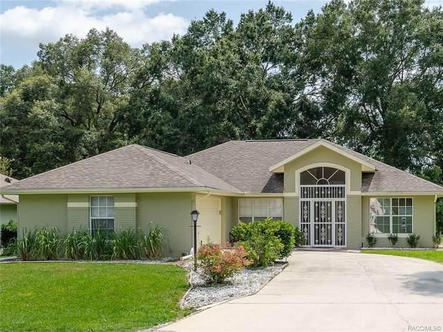 608 W Barrymore Drive, Beverly Hills, FL 34465 (MLS #804165) :: Plantation Realty Inc.