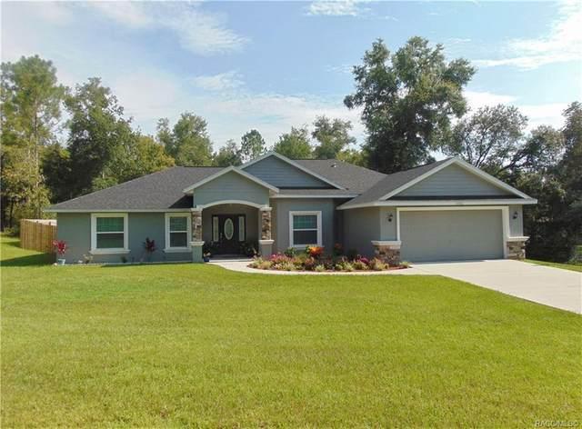 1386 E Mckinley Street, Hernando, FL 34442 (MLS #804171) :: Plantation Realty Inc.