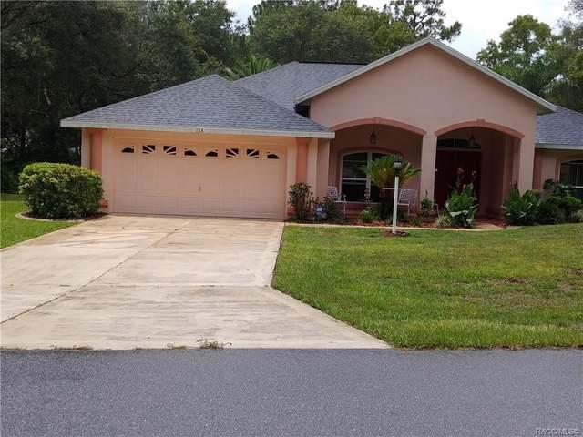 188 W Wason Street, Citrus Springs, FL 34434 (MLS #804189) :: Plantation Realty Inc.