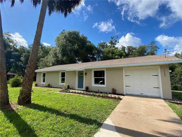 1207 Claymore Street, Inverness, FL 34450 (MLS #804195) :: Plantation Realty Inc.