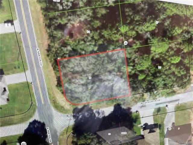 8941 N Santos Drive, Citrus Springs, FL 34434 (MLS #804196) :: Plantation Realty Inc.